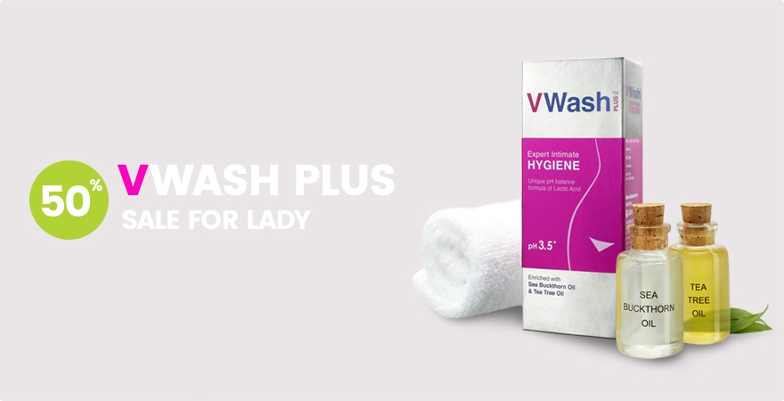 Vwash Plus