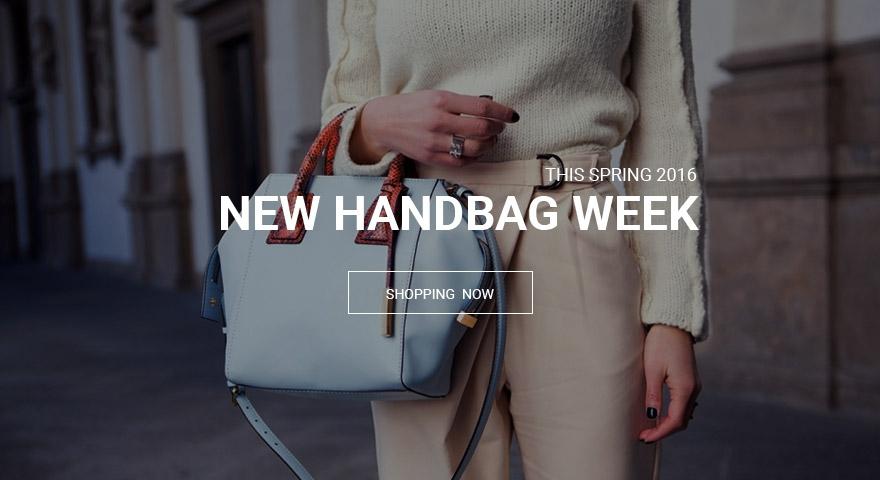 New Handbag Week