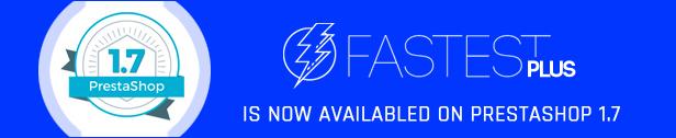 Codazon Fastest Plus - Multipurpose 12 homes,  Prestashop 1.7
