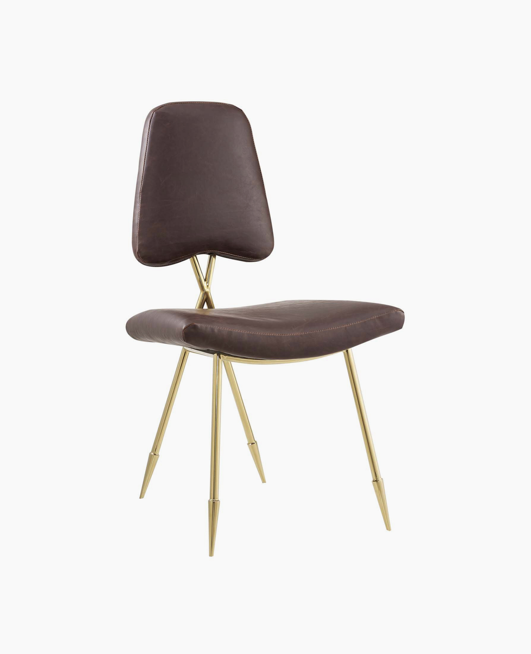 Pleasing Leather Accent Chair Camellatalisay Diy Chair Ideas Camellatalisaycom